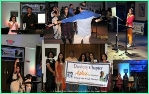 Events 2011 - Danbury Asha